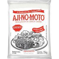 Realçador De Sabor Ajinomoto Pacote 2kg - Cod. 7891132020010