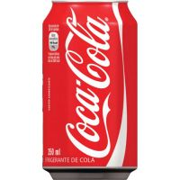 Refrigerante Coca-Cola 350ml   Caixa com 12 Unidades - Cod. 7894900010015C12