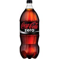 Refrigerante Coca-Cola Zero 2L   Caixa com 6un - Cod. 7894900701517C6