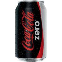 Refrigerante Coca-Cola Zero 350ml   Caixa com 12 Unidades - Cod. 7894900700015C12