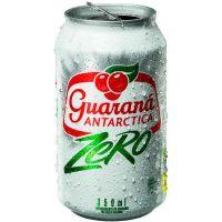Refrigerante Guaraná Antarctica Zero 350ml   Caixa com 12un - Cod. 7891991000727C12