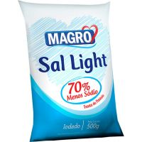Sal Light Magro 500g - Cod. 7896292001800