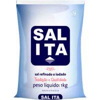 Sal Refinado Ita 1kg - Cod. 7898124620098C10