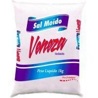 Sal Veneza 1kg | Caixa com 10un - Cod. 7898002360030C10