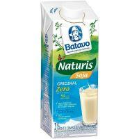 Suco Pronto Soja Original Zero Naturis 1L | Caixa com 12un - Cod. 7891097017902C12