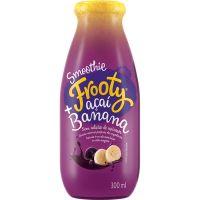Açaí com Banana Smoothie Frooty 300ml - Cod. 7898956991472C6