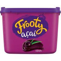 Açaí Original Frooty 2l   Caixa com 3 unidades - Cod. 7896594971207C3