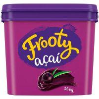 Açaí Original Frooty 3,6kg - Cod. 7896594903017