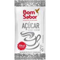 Açúcar Bom Sabor Sachê 5g   Com 336 Unidades - Cod. 7896804600453