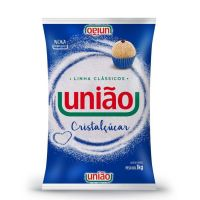 Açúcar Cristal União Cristalçúcar 1 Kg - Cod. 7891959014612