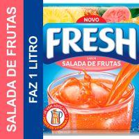 Bebida em Pó Fresh Salada de Frutas 10g   Caixa com 15 unidades - Cod. 7622210932457C15