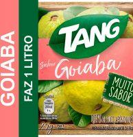 Bebida em Pó Tang Goiaba 25g   Caixa com 15 unidades - Cod. 7622210762979C15