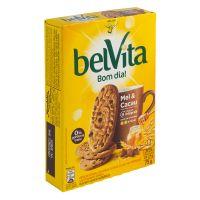 Biscoito Belvita Mel E Cacau 25g | Caixa com 36 - Cod. 7622210661814C36