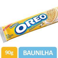 Biscoito Oreo Golden Baunilha 90g - Cod. 7622210755575C48