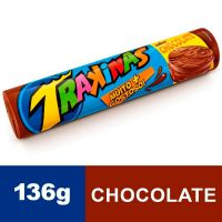 Biscoito Trakinas Chocolate 136g - Cod. 7622300741013C54
