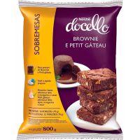 Brownie e Petit Gateau Nestlé 800g - Cod. 7891000261637
