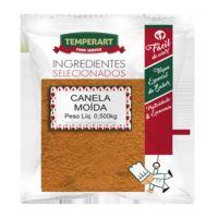 Canela Moída Temperart 500g - Cod. 7899010260039