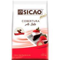 Chocolate em Gotas ao Leite Mais Sicão 2,05kg - Cod. 2084206052C5
