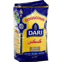 Couscous Marroquino Dari 500g | Caixa com 18 Unidades - Cod. 6111094000259C18