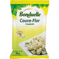 Couve Flor Congelado Bonduelle 2kg   Caixa com 4 Unidades - Cod. 7898167465069C4