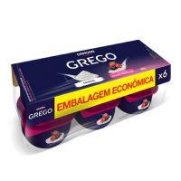 Danone Grego 100g Tradicional Frutas Vermelhas - Cod. 7891025117490