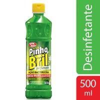 Desinfetante Pinho Bril Flores De Limão 500 ml - Cod. 7891022100280