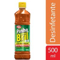 Desinfetante Pinho Bril Silvestre Plus 500 ml - Cod. 7891022080025