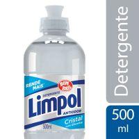 Detergente Limpol Cristal 500 ml - Cod. 7891022100921