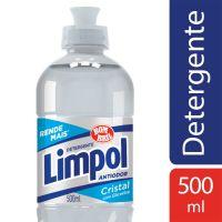 Detergente Limpol Cristal 500 ml - Cod. 7891022100372
