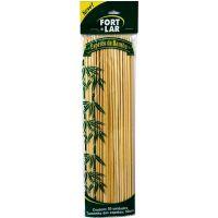 Espeto de Bambu Fortlar 30cm   Com 50 unidades - Cod. 7898078485019