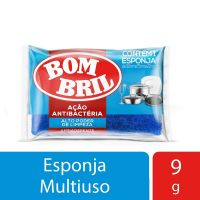 Esponja Bombril Antiaderente 60 g - Cod. 7891022100976