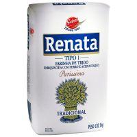 Farinha Trigo Renata Tipo 1 1Kg | Caixa com 1 - Cod. 7896022200961