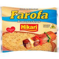Farofa Temperada Hikari 2kg | Caixa com 6 Unidades - Cod. 7891965123209C6