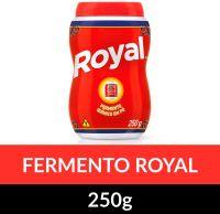 Fermento Royal Po 250g | Caixa com 6 unidades - Cod. 7622300119652C6