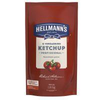 Ketchup Uso Profissional Hellmann's Sachê 1,01kg - Cod. 7891150066489