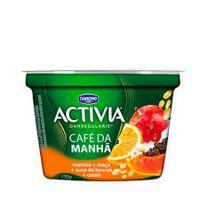 Leite Fermentado sabor Mamão e Maça Activia 170g - Cod. 7891025107163