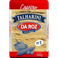 Macarrão com Ovos Talharini Caseiro Da Roz 500g - Cod. 17896070151137