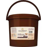 Pasta de Avelã 100% Callebaut 5kg   Caixa com 6 Unidades - Cod. 5410522034509C6