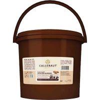 Pasta de Avelã 50% e 50% Açúcar Callebaut 5kg   Caixa com 4 Unidades - Cod. 5410522012101C4