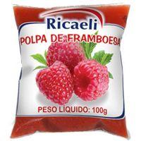 Polpa de Framboesa Ricaeli 100g - Cod. 7897387101160C10