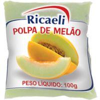 Polpa de Melão Ricaeli 100g - Cod. 7897387101306C10