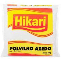 Polvilho Azedo Hikari 500g   Caixa com 12 Unidades - Cod. 7891965120543C12