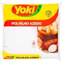 Polvilho Azedo Yoki 1kg   Caixa com 12 Unidades - Cod. 7891095005956C12