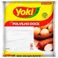 Polvilho Doce Yoki 1kg   Caixa com 12 Unidades - Cod. 7891095378630C12