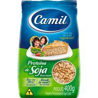Proteína Texturizada de Soja Clara Camil 400 g - Cod. 7896006791096C20
