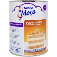 Recheio e Cobertura de Churros Moça Nestlé 2,6kg - Cod. 7891000286524