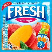 Refresco Fresh 15G Manga   Caixa com 15 unidades - Cod. 7622300794590C15