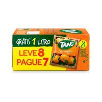 Refresco Tang Laranja Pack Promocional 25 g   Caixa com 8 unidades - Cod. 7622210595089C8