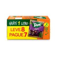 Refresco Tang Uva Pack Promocional 25 g   Caixa com 8 unidades - Cod. 7622210595140C8