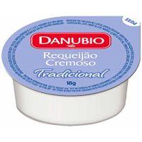 Requeijão Cremoso Danubio 18g - Cod. 7896068000235